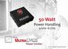 RF Power Limiter -- PE45450