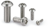 Button Head Cap Screws with Five-Lobe Holes (with Pin) -- SRGS -Image