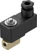 Air solenoid valve -- VZWD-L-M22C-M-G18-20-V-1P4-15 -Image
