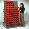 Akro-Mils® Double Sided Bin Racks -- 52247