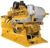 Cat 50Hz Gas Generator -- CG132-12 - Image