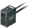 KEYENCE RGB Digital Fiberoptic Sensor Head -- CZ-H37S