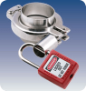 Safety Sanitary Clamp, Series Lockout -Image