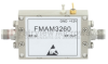 2 dB NF, 18 GHz to 26.5 GHz, Low Noise Broadband Amplifier with 13 dBm, 40 dB Gain, 22 dBm IP3 and 2.92mm -- FMAM3260 -Image