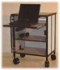 Projector Cart with Power Strip -- OH-1E