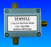 2-Way Low Pass Power Splitter -- P02L-0.4G-1G-F - Image