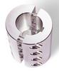 2-Piece Clamp-Type with Keyways Metric Couplings -- 5SM006006FK - Image