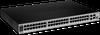 48-Port Fast Ethernet L2 Managed Switch, 4 Gigabit Combo BASE-T/SFP ports -- DES-3552