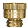 Hose Connection Vacuum Breakers, Brass -- 8A