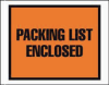 Packing list envelope image -- View Larger Image