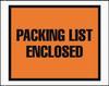 Packing list envelope image