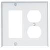Combination Wallplates -- 80455-T - Image