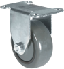 3 in. Precision Bearing Rigid Caster -- 8074213 - Image