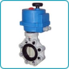 Thermoplastic Butterfly Valve - Image