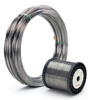 Resistance heating wire and resistance wire
