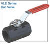 Two-Pieced Medium Pressure Valve -- VLE Series