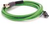 2 m Length SpeedTec Flexible Cable -- 2090-CFBM7DD-CEAF02 -Image