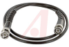 Cable Assy; 36 in.; 20 AWG; RG58C/U; Non Booted; Black Jacket; UL Listed -- 70197383 - Image