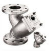 Manual Pipeline Strainer -- Y-Strainers