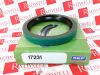 OIL SEAL 1.75X2.25X.313IN LDS SM BORE NITRILE CRW1 -- 17231 - Image