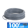 CABLE RS485 100ft COIL 2 TWISTED PAIRS 24AWG PVC -- L19954-100