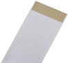 Flat Flex Ribbon Jumpers, Cables -- WM16413-ND -Image