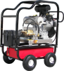heavy duty polychain drive gas engine models -- HDC8035HG