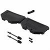 D-Sub, D-Shaped Connectors - Backshells, Hoods -- AE11005-ND