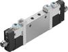 Air solenoid valve -- VUVG-L10-T32H-MT-M5-1R8L -Image