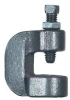 Beam Clamp,Rod Sz 5/8 In,Malleable Iron -- 4HYG2