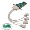RS-232C Serial I/O Board -- COM-4CL-PCI
