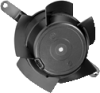 Axial Compact AC Fans -- 8830 TA -Image