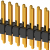 Rectangular Connectors - Headers, Male Pins -- XG8W-6031-ND -Image