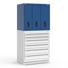 R2V Vertical Drawer Cabinet, 3 Drawers (36