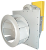 High Efficiency Plug Fan, Backward Curved -- BFPL