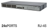 HP Networking JE006A V1910-24G Switch - 24 x RJ-45 10/100/10 -- JE006A