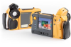 Fluke Ti50FT and Ti55FT IR FlexCam® Thermal Imagers with IR-Fusion® Technology