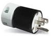 Straight Blade Plug 15A 125V 2P -- 78678870106-1