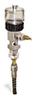 "(Formerly B1745-1X02), Manual Chain Lubricator, 1 oz Polycarbonate Reservoir, 1/4"" Round Brush Nylon -- B1745-001B1NR1W -- View Larger Image"