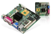 Embedded Motherboard With Intel Core 2 Duo/ Core Duo/ Celeron M Processors -- EMB-945T Rev. B