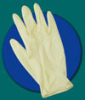 SemperGuard Powder-Free Latex Gloves -- se-19-120-2741A