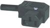 QUALTEK ELECTRONICS - 705-00/00 - CONNECTOR, IEC POWER ENTRY, PLUG, 10A -- 364658