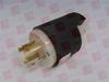 HUBBELL HBL2761 ( PLUG, 30AMP, 4P, 277/480VAC, 4WIRE, 3PH, NEMA L19-30P )