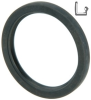 Spring-loaded, single lip, Nitrile shaft seals -- Brand: National®