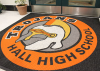 Waterhog School Logo Mats