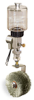 (Formerly B1743-4X-3SS-120/60), Electro Chain Lubricator, 9 oz Polycarbonate Reservoir, Roto Brush Stainless Steel, 120V/60Hz -- B1743-009B1SW11206W -- View Larger Image