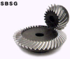 80mm PD Ground Spiral Bevel Gears -- SBSG4-2030L-Image