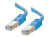 5ft Cat6 Blue Molded Shielded Patch Cable -- 31208