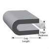 Rubber Edge Trim - Image