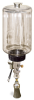 "(Formerly B1743-7X13), Electro Chain Lubricator, 1/2 gal Polycarbonate Reservoir, 1"" Round Brush Stainless Steel, 120V/60Hz -- B1743-064B1SR31206W -- View Larger Image"